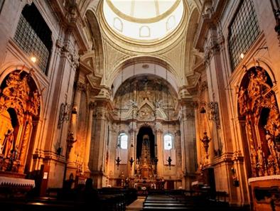 Mosteiro Dentro