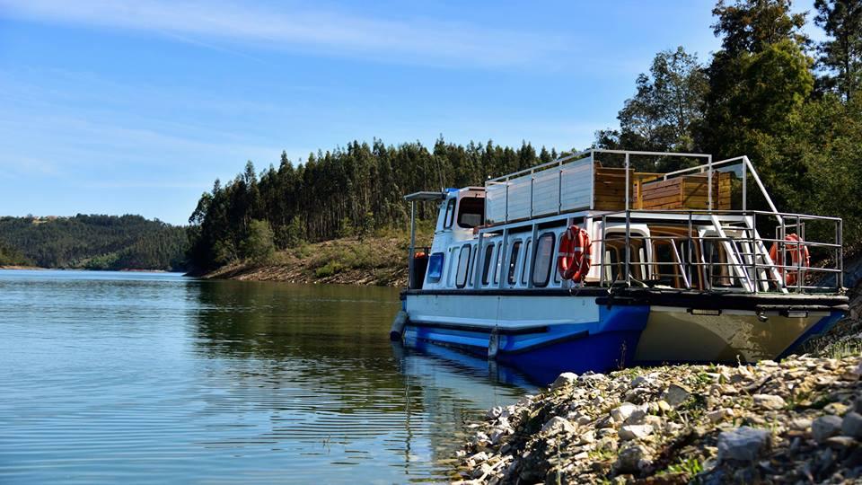 Embarcação Turística - Estrela do Mondego